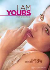 I Am Yours (DVD, 2014) Rabia Noreen, Prince Singh, Tobias Santelmann, Ola Rapace