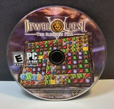 Jewel Quest V: The Sleepless Star (PC, 2010) DISC ONLY