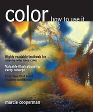 Fashion: Color - How to Use It by Marcie Cooperman (2013, Paperback, Revised)