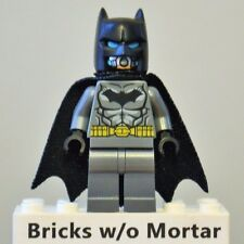New Genuine LEGO Batman Minifig DC Super Heroes 76027