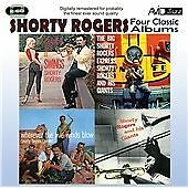 Shorty Rogers - Express/And His Giants/Wherever the 5 Winds Blow/Chances Are