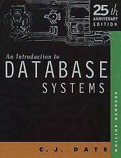 An Introduction to Database Systems Date, C. J.