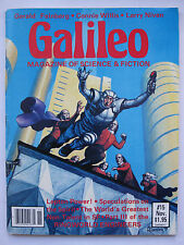 U.S.A. SF Magazine - GALILEO No. 15, November 1979 – Larry Niven