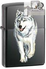 Zippo 769 wolf black ice windproof Lighter with PIPE INSERT PL