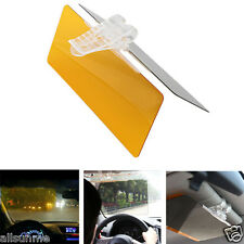 Car Sun Visor Anti-Glare Blocker UV Fold Flip Down HD Clear View Visor Shades