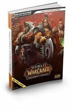 NEW! World of Warcraft: Warlords of Draenor Signature Series Strategy Guide