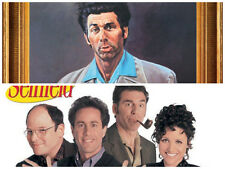 Seinfield Cast the Kramer 2 individual Posters! Larry David 90s rules New!
