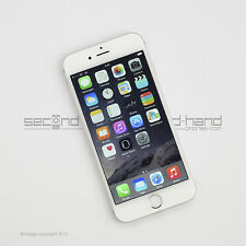 Apple iPhone 6 16GB - Silver - (Unlocked / SIM FREE) - 1 Year Warranty -Grade A