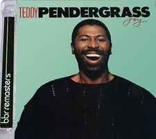 Teddy Pendergrass - Joy (Expanded Edition) bbr new remastered cd