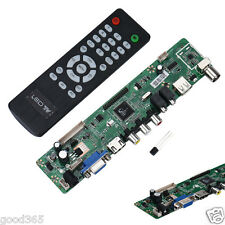 V29 Universale LCD Scheda Controller TV madre VGA/HDMI/AV/TV/interfaccia USB