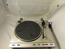 Vintage LUXMAN TURNTABLE ~ Model # P-405 - NEW Belt - ORIGINAL Signet 1Ea Stylus