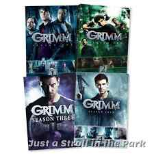 Grimm: TV Series Complete Seasons 1 2 3 4 Box / DVD Set(s) NEW!