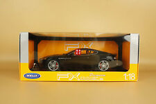 1/18 Welly FX Model Aston Martin DB9 Coupe black COLOR MODEL