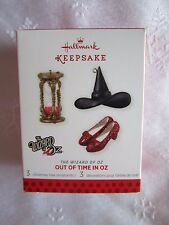 2014 Hallmark Ornament The Wizard of Oz - Out of Time in Oz NIB