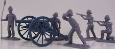 Armies In Plastic 5563 - Royal Artillery NW Frontier Figures/Wargaming Kit