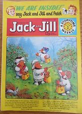 JACK & JILL COMIC 25 November 1978 Birthday Gift The Wombles Tiger Tim VINTAGE