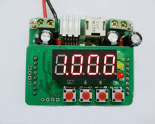 Digital-controlled Constant Current Voltage LED Driver DC Step-Down Power Module