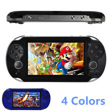 4GB 4.3'' NES Games Handheld Video Game Console Player MP3 MP4 MP5 Gifts Toys