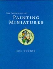 Techniques of Painting Miniatures