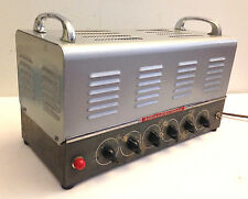 Webster Electric 98-25 Dual 6L6G Tube Power Amplifier Guitar Amp 1950's