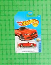 2017 Hot Wheels Factory Fresh #7 - 2015 Ford Mustang GT Convertible