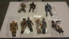 Lot (5) Lanard The Corps Action Figures Plus Robocop and three other figures