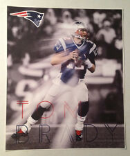 "Tom Brady FATHEAD Player Mural Graphic 18"" x 15"" Patriots NFL Wall Graphics"