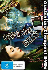 Unmade Beds DVD NEW,  FREE POSTAGE  WITHIN AUSTRALIA REGION 4