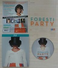 BLU RAY LIVRE FOUREAU PLASTIC FLORENCE FORESTI PARTY SPECTACLE 2 HEURES BERCY