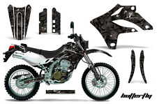 KAWASAKI KLX 250 Graphic Kit AMR Racing Decal Sticker Part 04-07 BFB