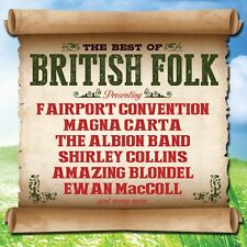 The Best Of British Folk - 40 Various Tracks (2CD 2014) NEW/SEALED