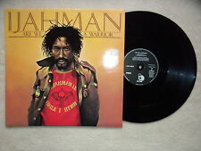 "LP IJAHMAN ""Are we a warrior"" ISLAND 9123 054 FRANCE §"