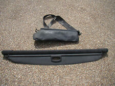Mercedes ML And GL Class OEM Black Rear Cargo Boot Cover & Partition Divider Net