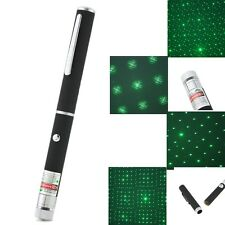 Professional 532nm 1mw Powerful Green Laser Pointer Light Pen Lazer Beam 8000M