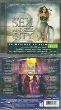 "CD - MUSIQUE DE FILM "" SEX AND THE CITY 2 "" / NEUF EMBALLE - NEW & SEALED"
