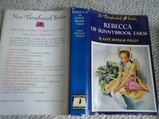 Vintage Rebecca of Sunnybrook Farm Kate Douglas Wiggin Thrushwood Book 1950s