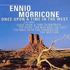 Once Upon a Time in the West [Compilation] by Ennio Morricone (CD-1999-DISKY)