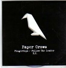 (BR912) Paper Crows, Fingertips / Follow The Leader EP - DJ CD