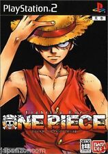 Used PS2 Bandai Fighting for One Piece SONY PLAYSTATION JAPAN IMPORT