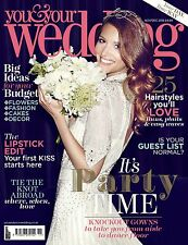 You & Your Wedding Magazine NOV/DEC 2016 - FREE HONEYMOON GUIDE! (NEW)