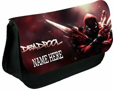 DEADPOOL personalised pencil cases
