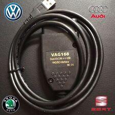 VCDS VAG COM VAG-COM 16.8.3 VW, AUDI, SKODA, SEAT, ULTIMO AGGIORNAMENTO NEW 2016