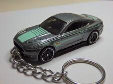 Hot Wheels 2015 FM Ford Mustang GT Keychain Keyring Keyfob
