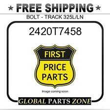 2420T7458 - BOLT - TRACK 325L/LN  fits Caterpillar (CAT)