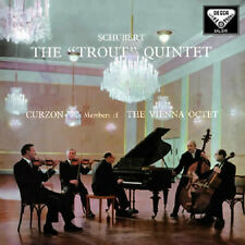 Clifford Curzon, Schubert The Trout Quintet. 180 Gram 33rpm LP.  New & Sealed
