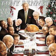 Audio CD Swingin' Christmas  - Bennett,Tony VeryGood