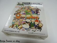 Sealed Official PC Desktop Theme & Screensaver South Park Big Box PC CD ROM ۩