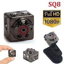 8GB FULL HD ÜBERWACHNGSKAMERA VERSTECKTE MINI SPYCAM VIDEO SICHERHEITSKAMERA A40