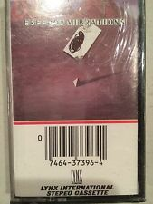 "Sealed BRAND NEW Cassette Tape ZENITH  ""Freedom Vibration"""