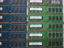 Lot of 400 DDR2 2GB PC2-5300 / 6400 Non ECC desktop memory